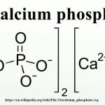 Tricalcium phosphate là gì