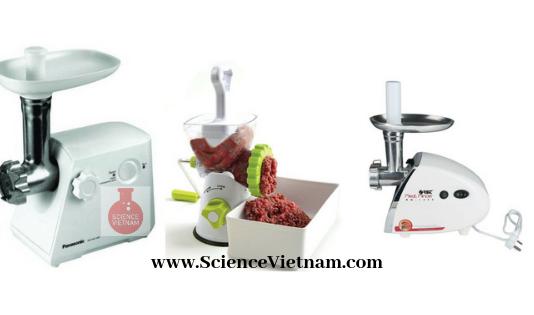 Lựa chọn máy xay thịt công nghiệp - www.ScienceVietnam.com
