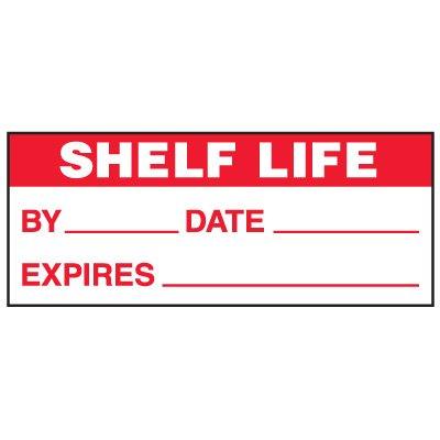 Shelf life là gì?