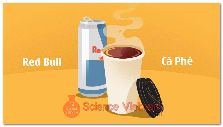 Red Bull và Cà Phê