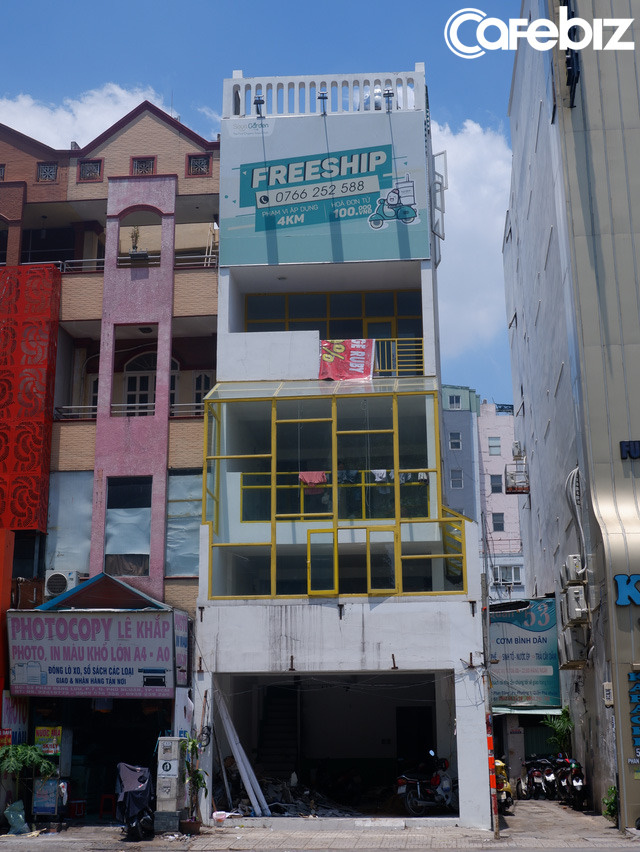 Cửa hàng đầu tiên của Soya Garden tại 53A Phan Đăng Lưu - Quận Phú Nhuận đã đóng cửa khá lâu.