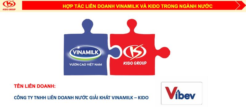 Vinamilk và Kido liên doanh - liệu có thể là đối trọng với Thaibev