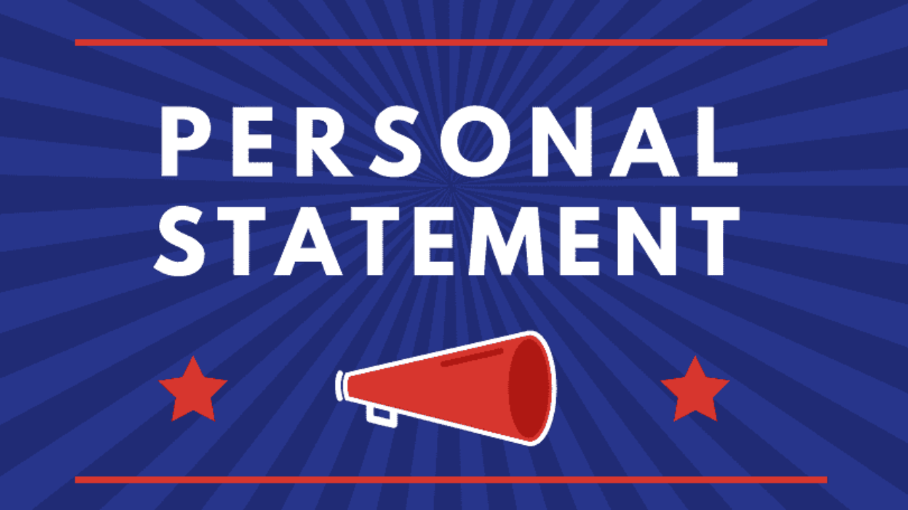 Personal Statement Mẫu Hay nhiều lĩnh vực