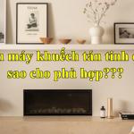 Máy khuếch tán tinh dầu: lựa chọn như nào cho phù hợp?